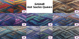 Gründl Hot Socks Queen 4-fädig