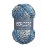 BERGERE Blizzard Farbe 34804 bleu/beige