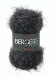 BERGERE Plume Farbe 29316 graphit