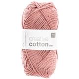 Rico Design creativ cotton aran Farbe 34 beere