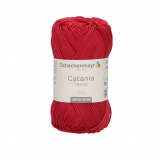 Schachenmayr Catania Farbe 00300 beauty red