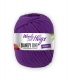 Woolly Hugs Bandy uni Farbe 48 brombeere