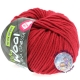 LANA GROSSA McWool Neon Sport Farbe 124 dunkelrot