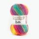 Papatya Batik Farbe 37 regenbogen