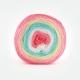 Cicibebe Cake Farbe 106 rosa-pastelgrün-weiß