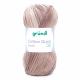 Gründl Cotton Quick Batik Farbe 08 natur-braun-beige