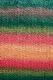 Gründl Perla color Farbe 28 smaragdgrün-maronenkoralle multicolor