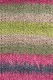 Gründl Perla color Farbe 29 gelbgrün-beigegrau-rosa-multicolor